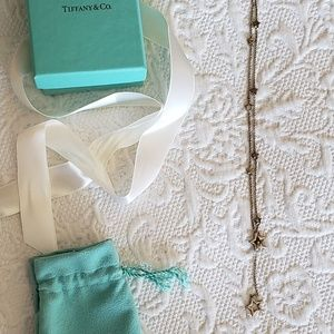 Tiffany & Co. Star Lariat Necklace